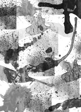 黒と白 Kuro to shiro  (suite Japonaise) 5