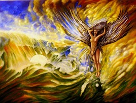 l ange de l apocalypse