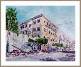 Houmate Sidi-Touati, mon quartier.