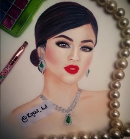 Portrait de Dina akesbi