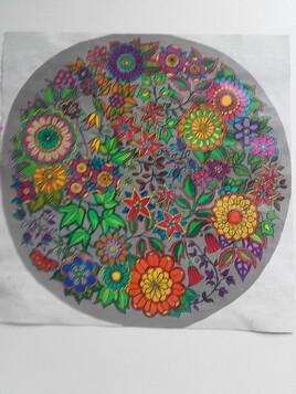 la ronde des fleures
