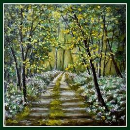 Un jour de printemps en forêt