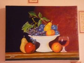 coupe de fruit