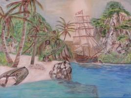 L'île aux Pirates