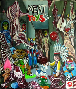 MEAT AND TOYS