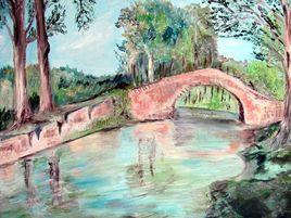 Le pont Caylus à Cers