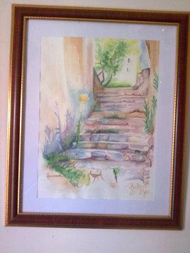 encien escalier