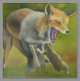 le renard et le rat