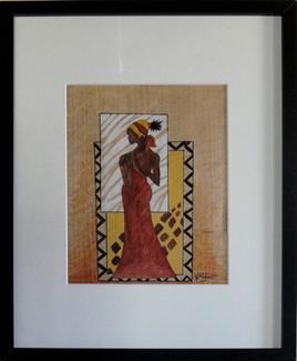 Belle d'afrique