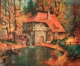 moulin d automne