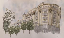 Immeuble «La Rotonde», Nice