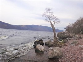 Le Loch Ness (Inverness - Ecosse)