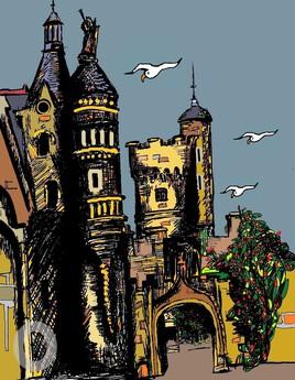 Le chateau de Keriolet