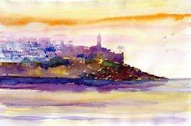 Rabat au petit matin