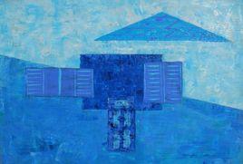 Maison bleue 01