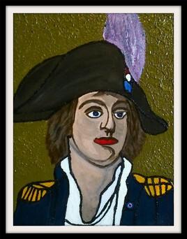 Officier de la Garde Nationale Parisienne 1789
