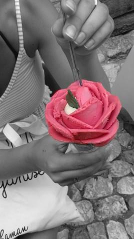 rose des glaces