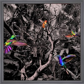 ''L'arbre aux Colibris ''
