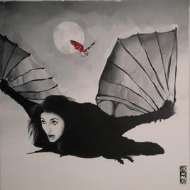 Kate Bush, Bat in the Moonlight