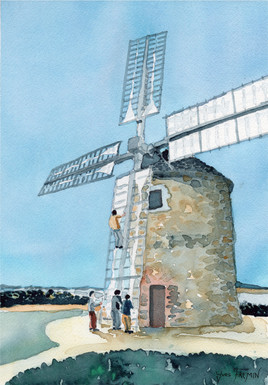 Le moulin de Craca (17)