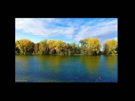 la Seine en automne..