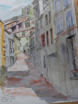 rue Joseph Mercier Vernet les Bains