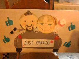 les mariés du mois d'août