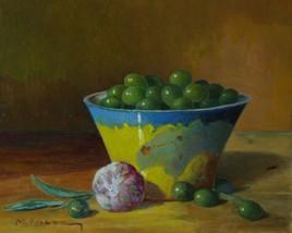 Bol d'olives