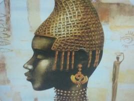 Profil d'Africaine