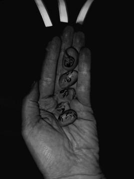 Runes sur fèves