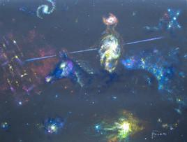 Quichotte cosmique