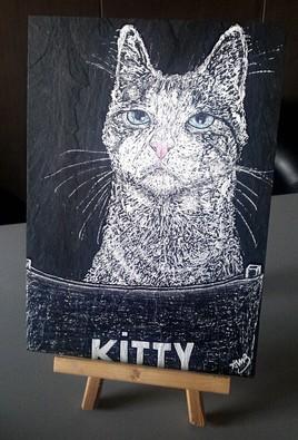 "KITTY ou "" COMMENT J'ME LA PÈTE "" !"