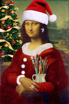 Noël Joyeux à tous les artistes !