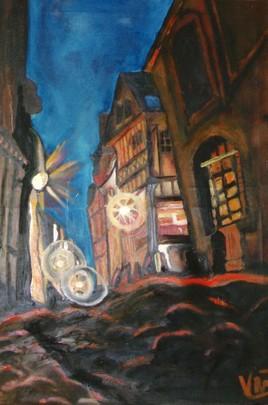 Grande Rue, Vieux Mans