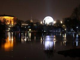 Metz - la nuit