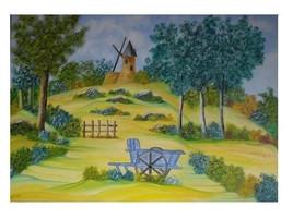 Le moulin de Saint Germain