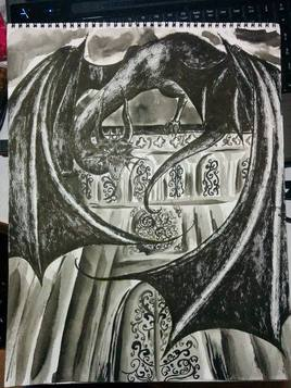 Garde de la Cathédrale