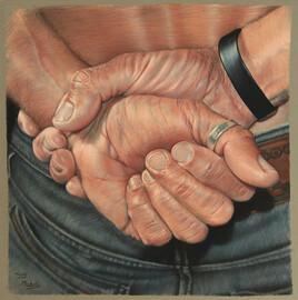 """""""Les mains"""""""