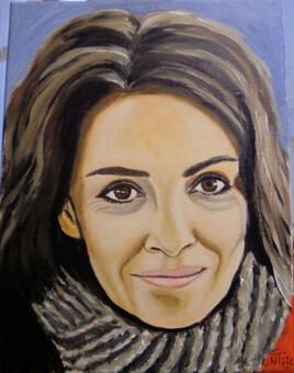 portrait de stéphanie Pareja