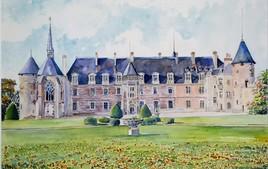2016-15 Château de Lapalisse