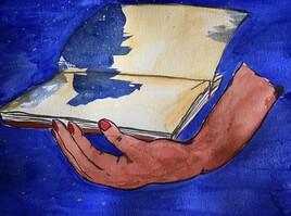 Le livre laissé par la nuit
