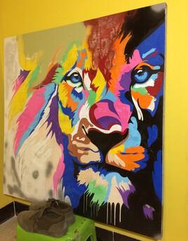 Lie On du Lion