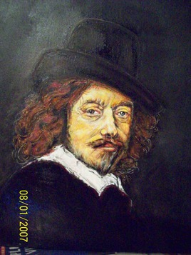 Copie de Frans Hals