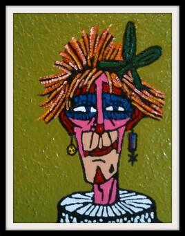 Clown au Flo. Version 2.