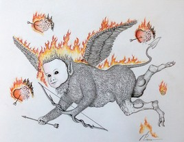 Du feu de la passion au feu de l'enfer