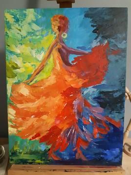 La Danseuse de Tango