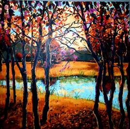 Un automne chaleureux