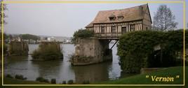 Maison sur l'eau...!