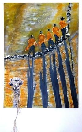 Marcheurs du désert