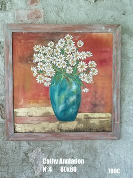 Bouquet de Fleurs N°004